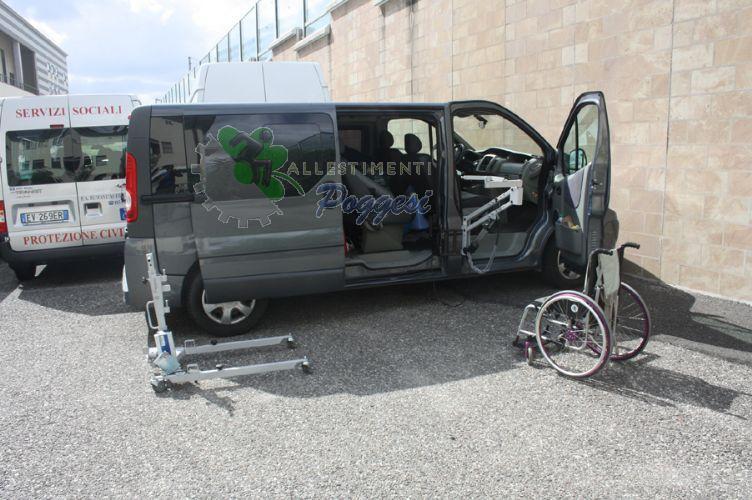 Sollevatori Mobili Per Piscina : Gruetta ausilio sollevatore per disabili utile al trasferimento
